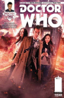 Doctor Who The Tenth Doctor Adventures: Year Two #15 (Cover B)